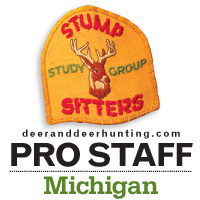 Official badge of the newest Michigan D & DH Internet Pro Staff